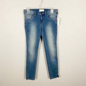 NWT Free People Skinny Jeans - Ocean Park